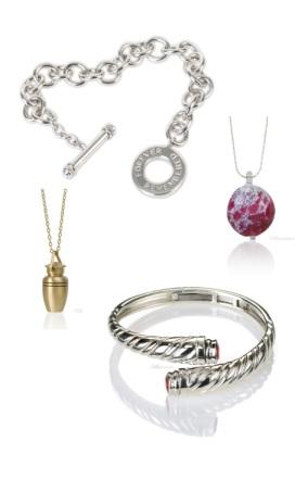 Cremation Jewelry